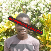 Bakari Mbwana – erfolgreich beendet!!